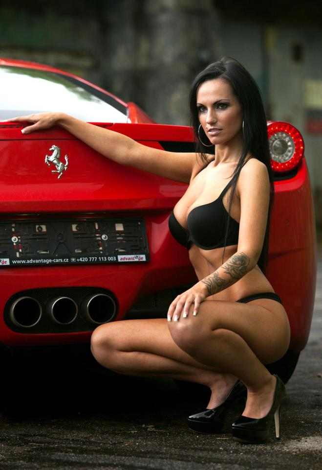 Cool Cars Hot Girls - Roundup 03
