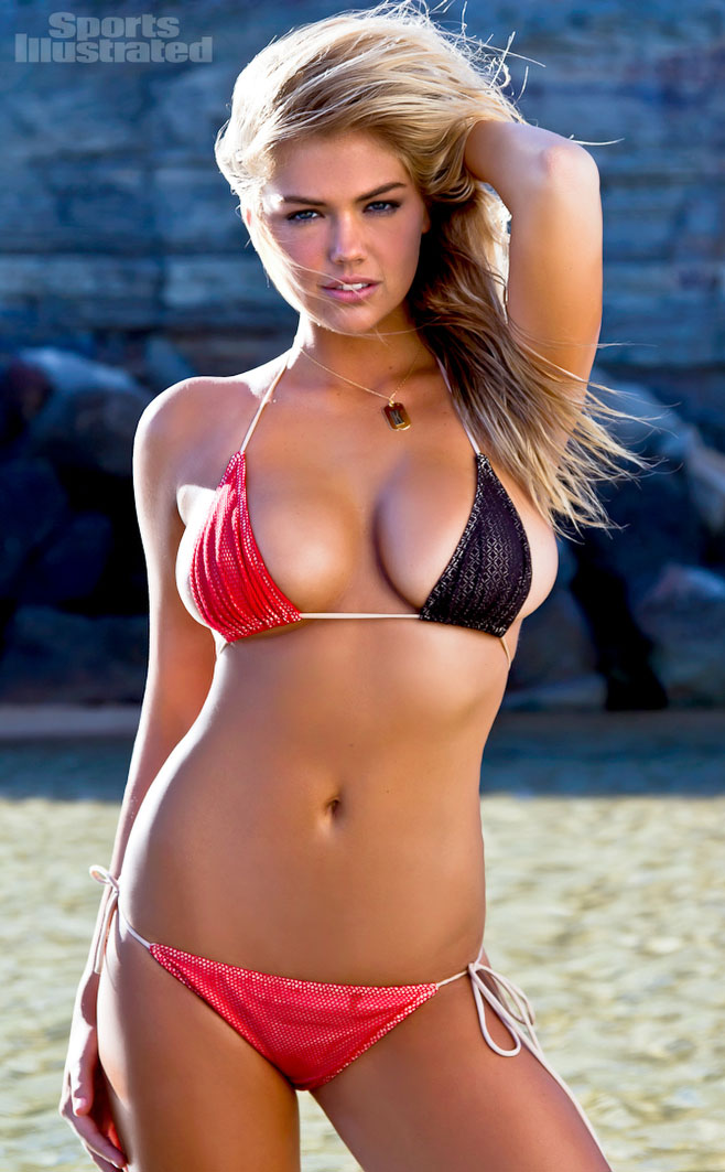 Hot Girls - Kate Upton - SI 2012