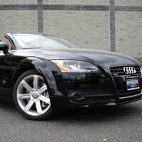 The 2008 Audi TT 3.2 Quattro Roadster