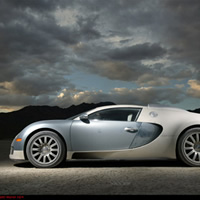 The Bugatti Veyron - Cool Car