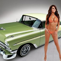 Featured Cool Cars & Models