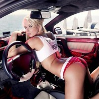 Cool Cars Hot Girls Picture Gallery #1