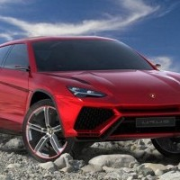Lamborghini Unveils The Urus Luxury SUV